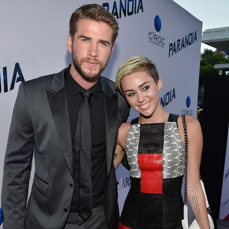 Miley Cyrus schmeißt eine Geburtstagsparty für Liam Hemsworth