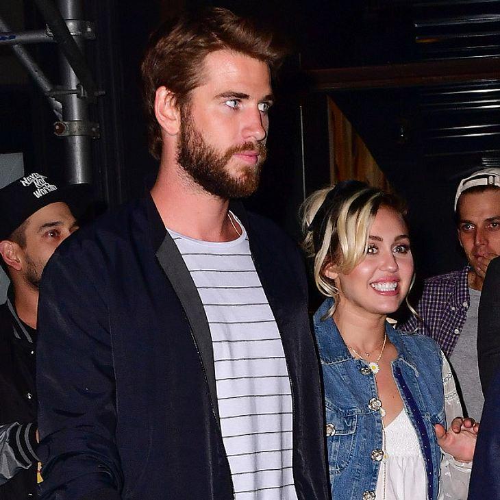 Miley Cyrus und Liam Hemsworth lernten sich am Filmset kennen