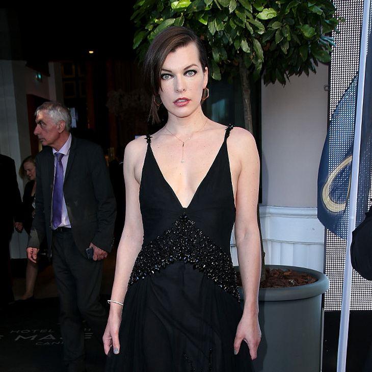 Milla Jovovich spielt die Hauptrolle in 'Resident Evil'