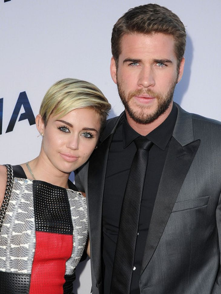 Miley Cyrus: Wie viel darf sie Liam Hemsworth noch zumuten?