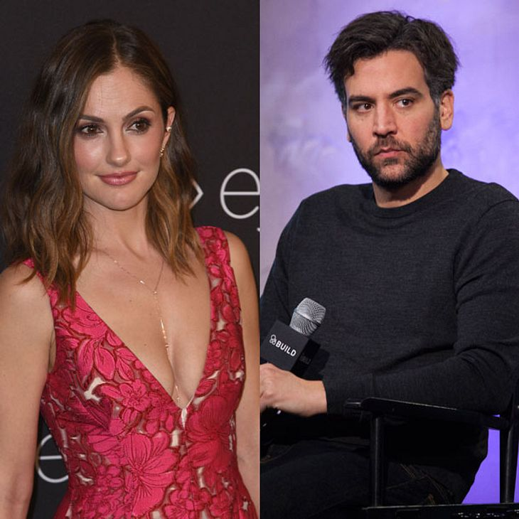 """How I met your mother""-Star Josh Radnor: Trennung von Minka Kelly!"