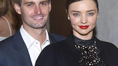 Heiratet Miranda Kerr Evan Spiegel? - Foto: Getty Images