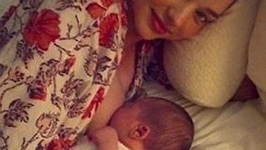 Miranda Kerr und der kleine Flynn - Foto: koraorganics.com