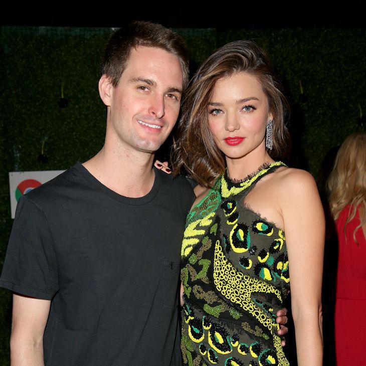 Miranda Kerr bekam einen Schnäppchen-Verlobungsring von Evan Spiegel