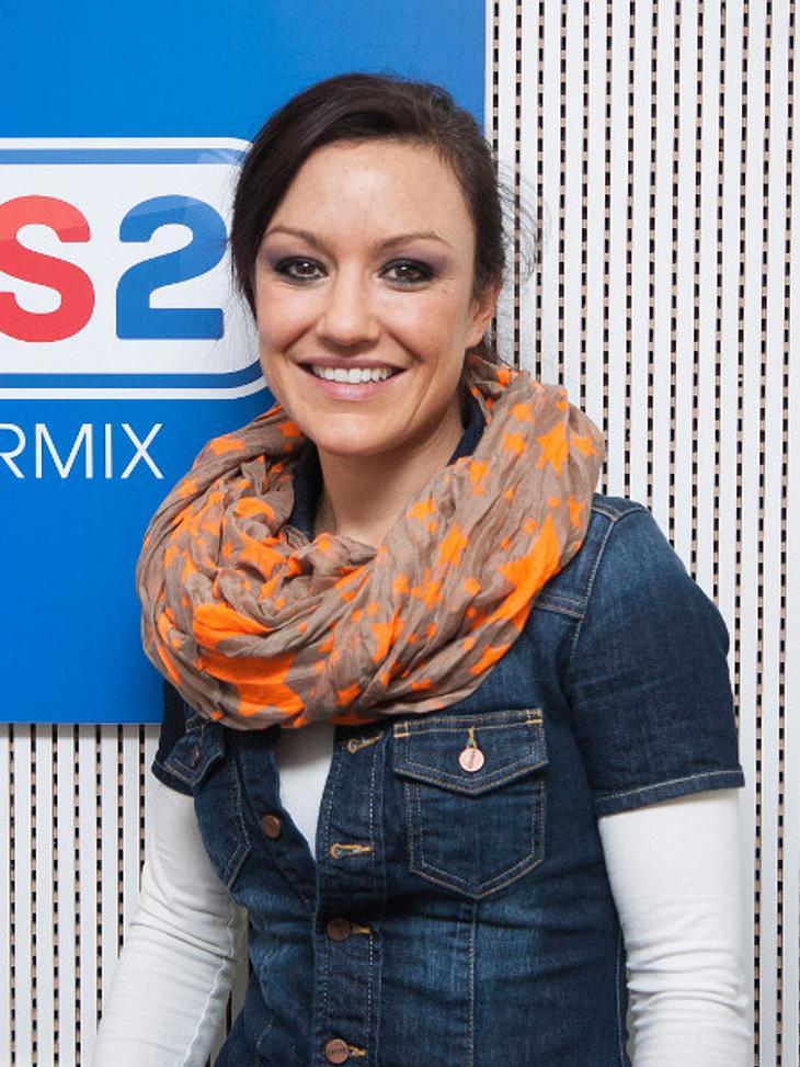 Miriam Pielhau wird Radio-Moderatorin.