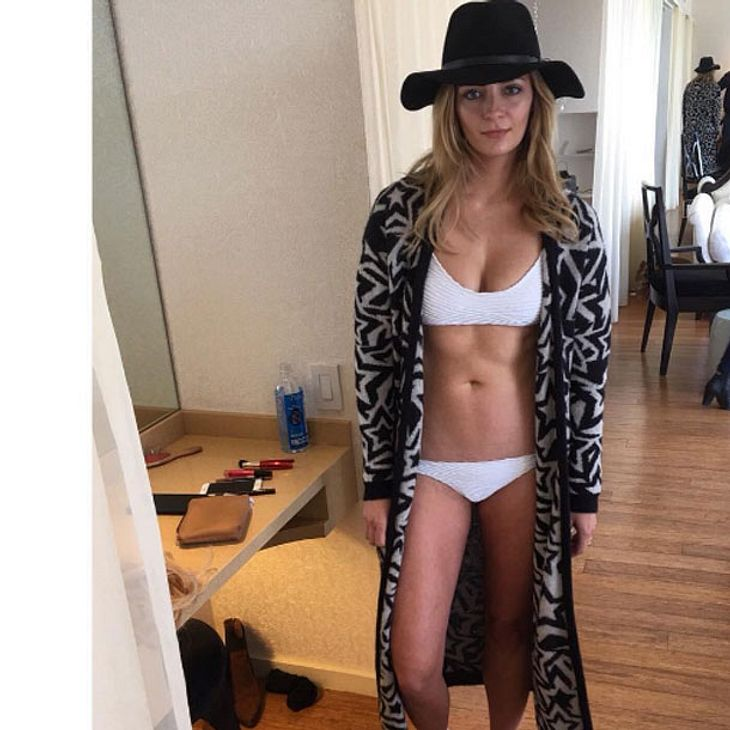 With Mischa barton hot bikini