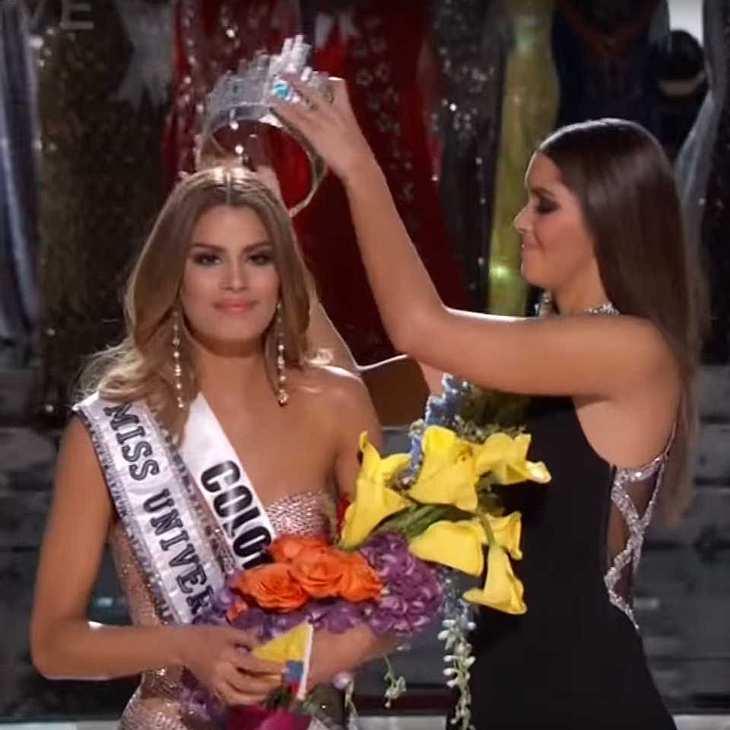 Missverständnis bei Miss Universe-Wahl: Falsche Schönheit muss Krone zurückgeben!