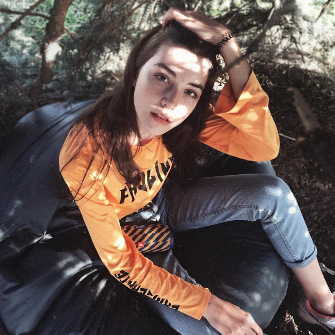 Vlada Dzyuba wurde nur 14 Jahre alt