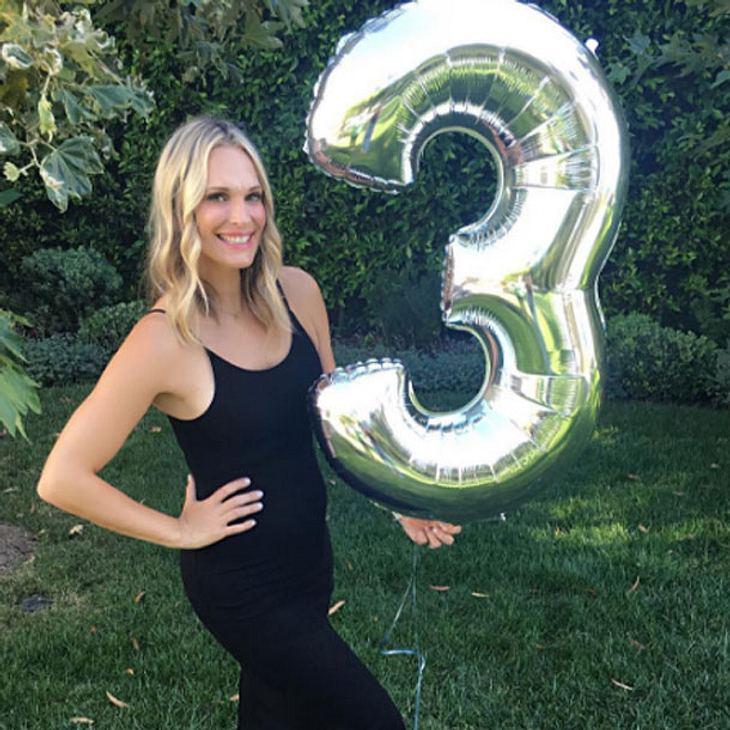 Molly Sims ist schwanger!