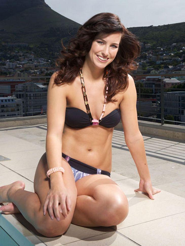 """""""Bachelor 2013"""": Bikini-Rätsel der Kandidatinnen - Wer ist das Playmate?Was für eine positive Ausstrahlung! Mona (30) ist Leiterin im Fitnessstudio, was..."""