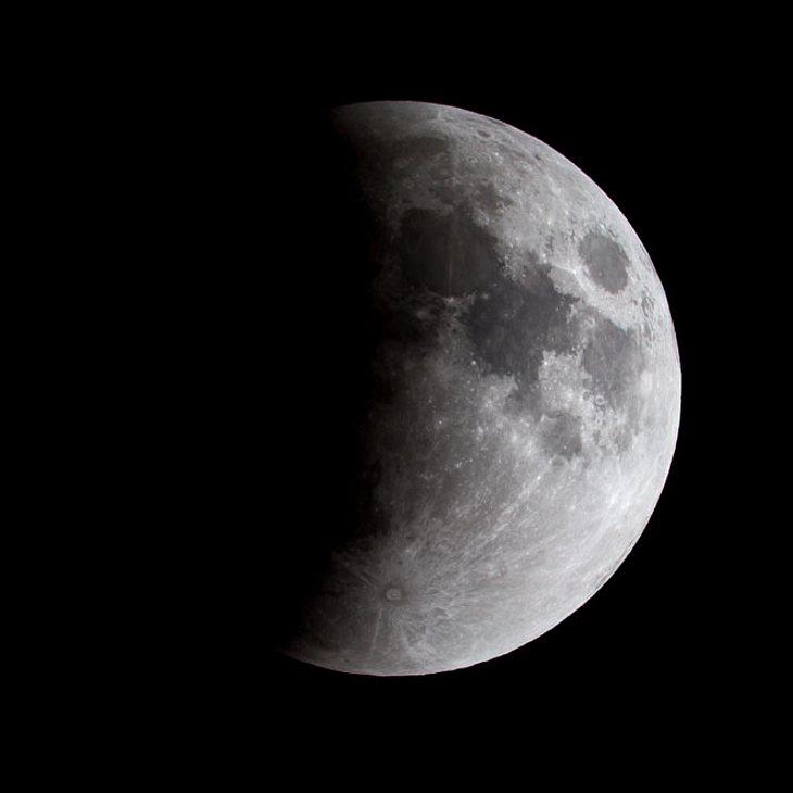 Naturschauspiel: Hier kannst du die Mondfinsternis sehen