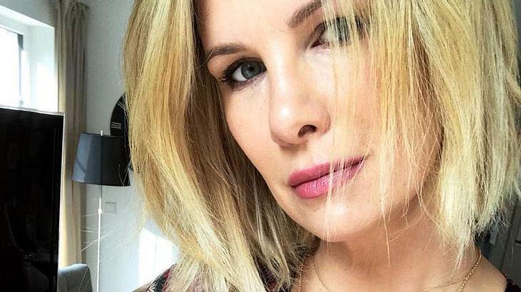 Monica Meier-Ivancan: So stolz zeigt sie ihren Babybauch