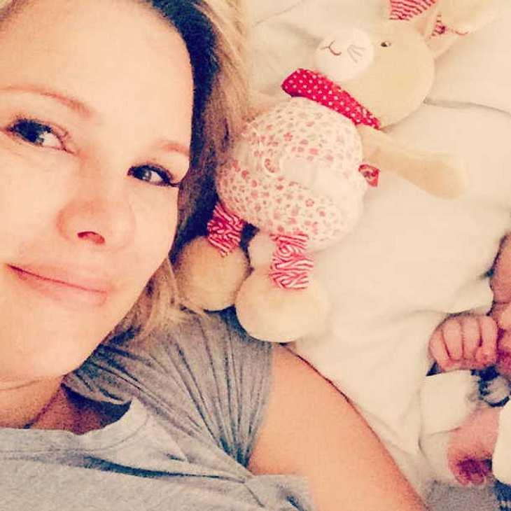 Monica Ivancan: Das Baby ist endlich da!