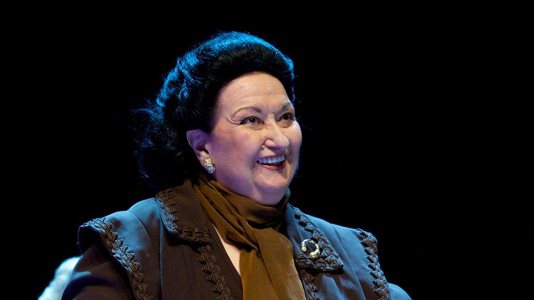 Montserrat Caballé: Opernstar im Alter von 85 Jahren gestorben