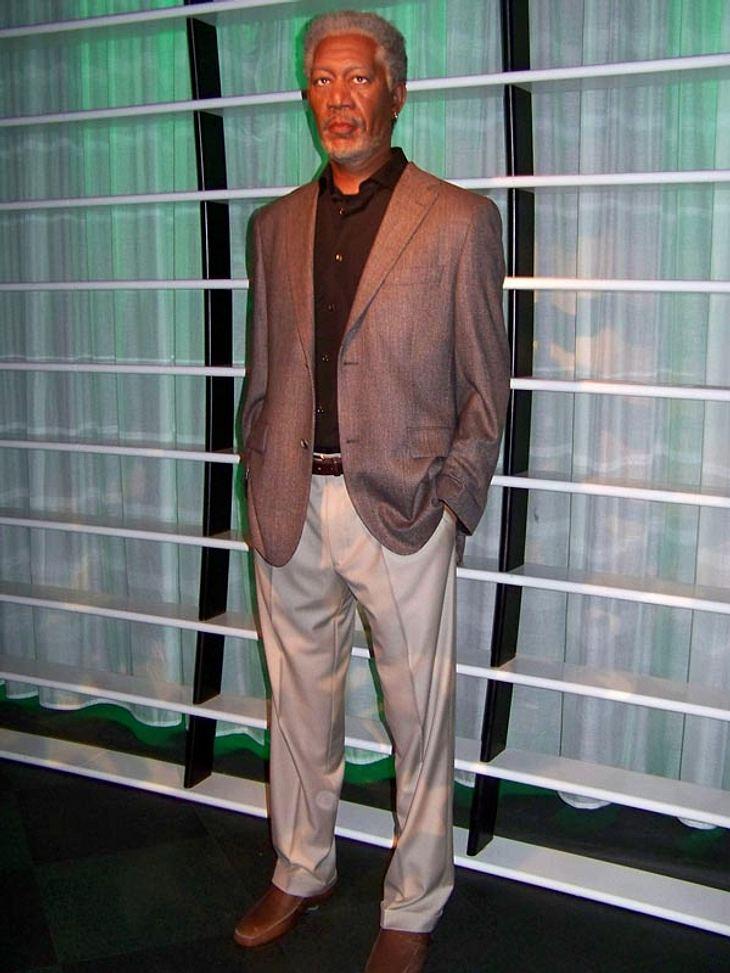 """Stars bei Madame Tussauds: Wer in seiner Karriere vier Mal für den """"Oscar"""" nominiert wurde und ihn ein Mal mit nach Hausen nehmen konnte, hat sich seinen Platz bei """"Madame Tussauds"""" redlich verdient. So trifft man in Ber"""