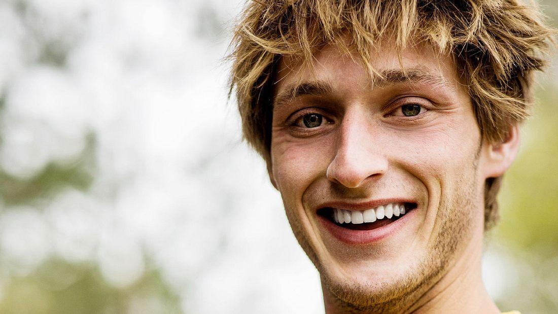 Ninja Warrior Moritz Hans ist Single