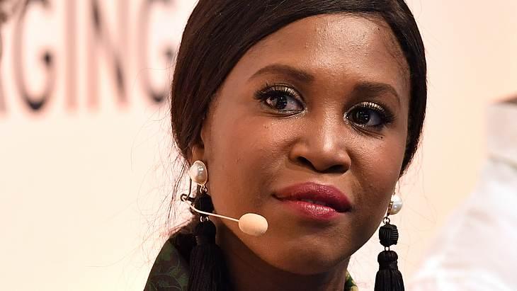 Motsi Mabuse macht ihrem Ärger Luft