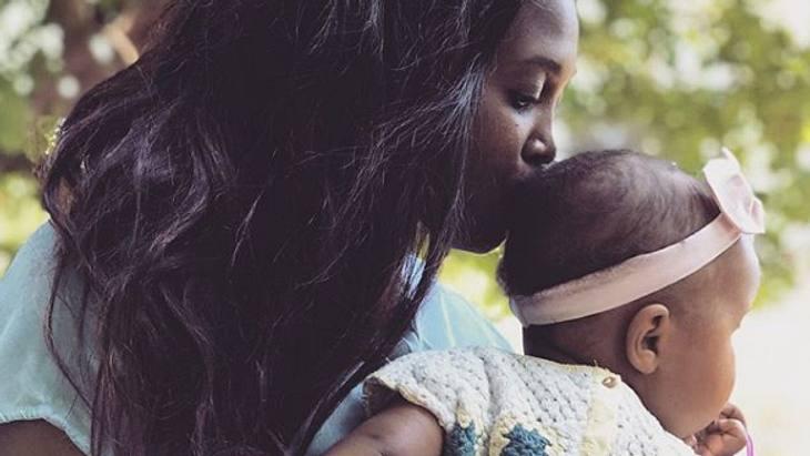 Motsi Mabuse gratuliert ihrer Tochter zum 1. Geburtstag