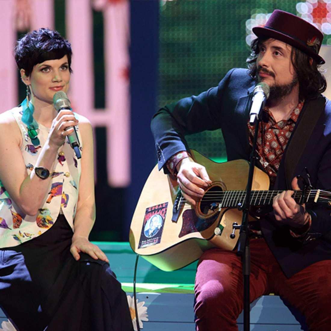 Sarah Nücken und Steffen Brückner alias Mrs. Greenbird.