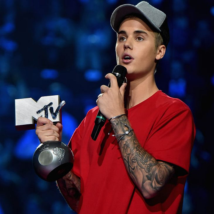 MTV EMA 2015 Justin Bieber