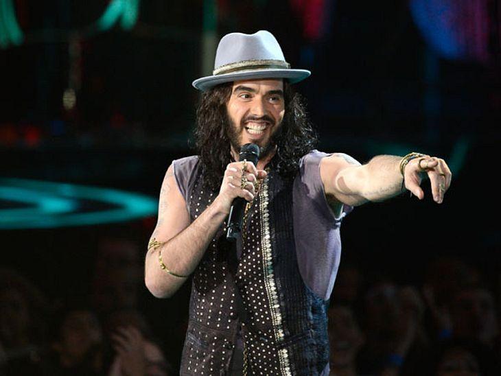 MTV Movie Awards 2012: Die HighlightsModeriert hat die MTV Movie Awards 2012 Russell Brand (37). Der machte sich dann auch prompt über seine Ex-Frau Katy Perry (27) lustig.