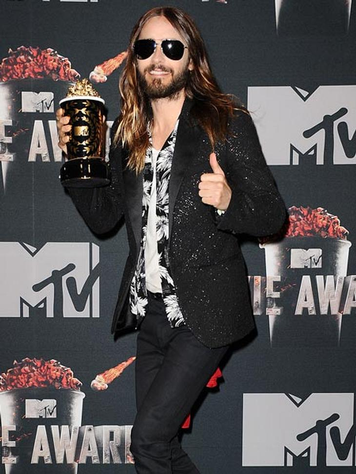 Jared Leto räumte bei den MTV Movie Awards ab