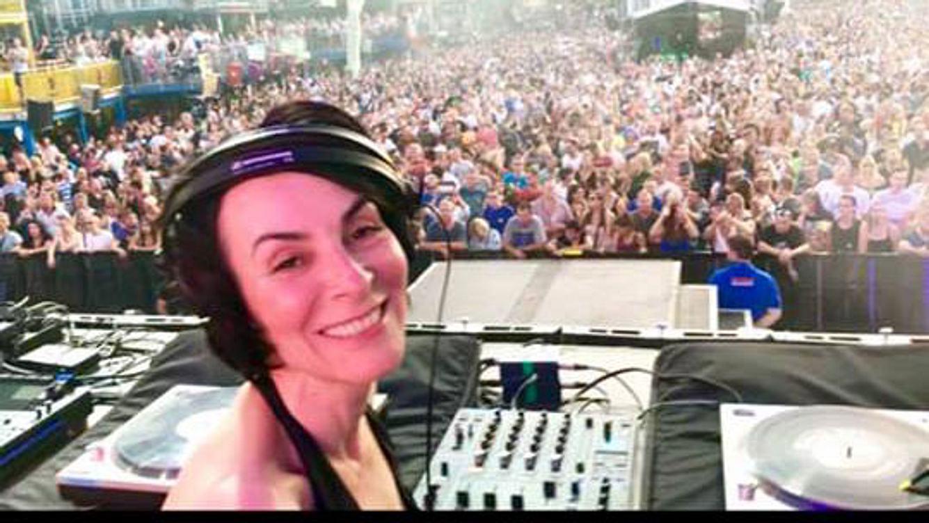 Marusha heute als DJ