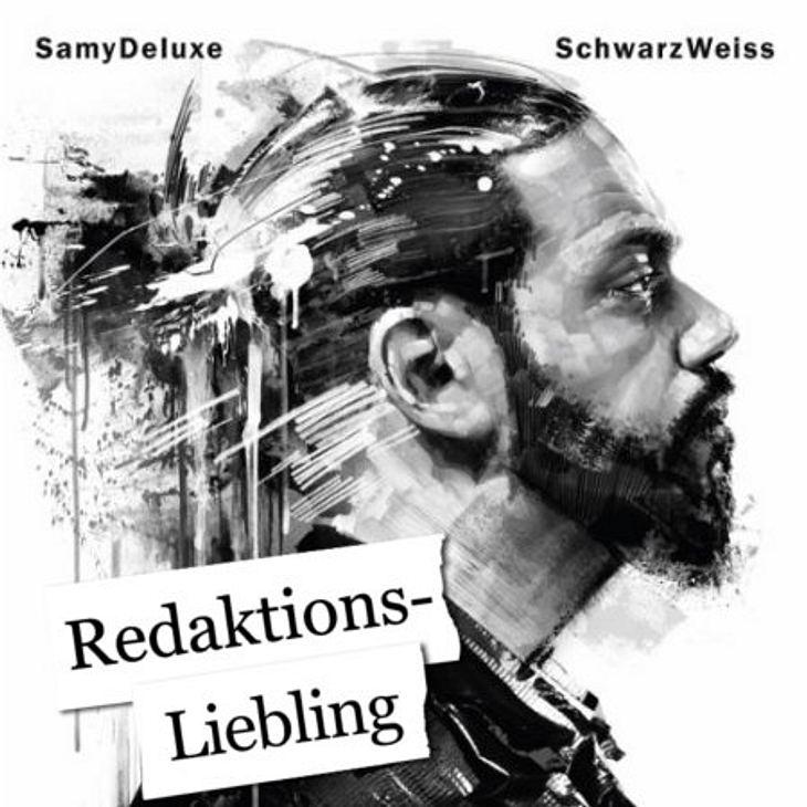 """Das hört die WUNDERWEIB.de-Redaktion im AugustRomina und Alena hören """"SchwarzWeiss"""" von Samy Deluxe:,Alena: """"Endlich! Der 'Wickeda MC' Samy Deluxe bringt am 29. Juli sein viertes Soloalbum raus. Unser Hip Hop Urgestein stellt"""