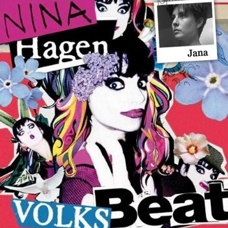"""Die Musiktipps der WUNDERWEIB.de-Redaktion im DezemberJana hört """"Volksbeat"""" von Nina Hagen: Echt cool, weil es so anders ist. Ganz spezieller punkiger Rock, gepaart mit rotzig-frechen Texten. Am schönsten finde ich den Song """""""