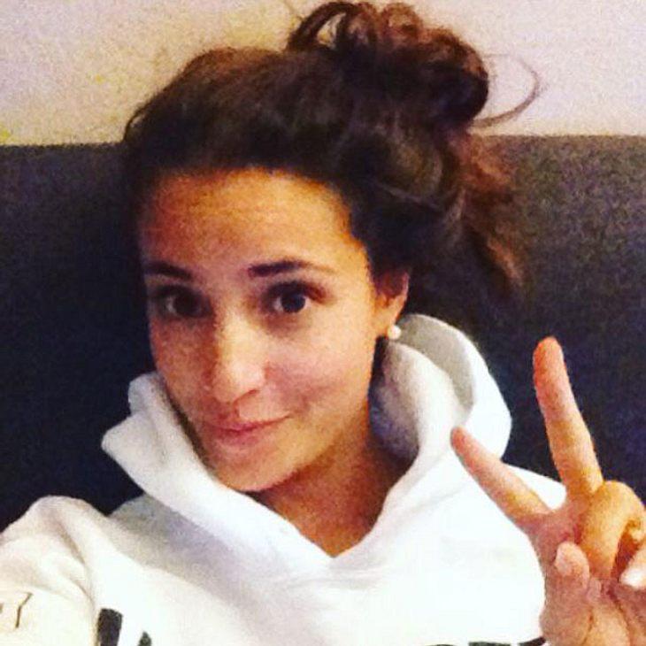 Nadine Menz: Die GZSZ-Beauty zeigt sich ungeschminkt | InTouch