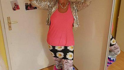 BTN-Star Nadine Zucker: So hat sie 85 Kilo abgenommen! - Foto: Facebook/ Nadine Zucker