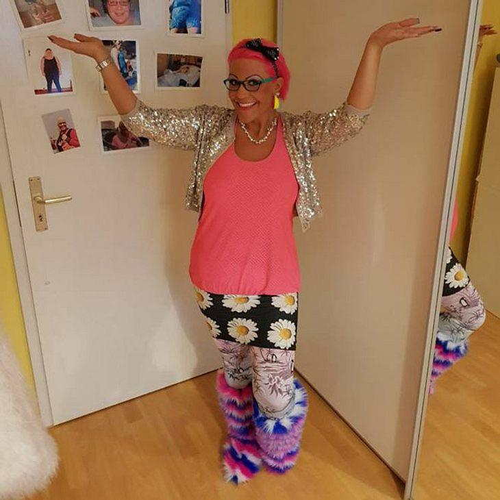 BTN-Star Nadine Zucker: So hat sie 85 Kilo abgenommen!