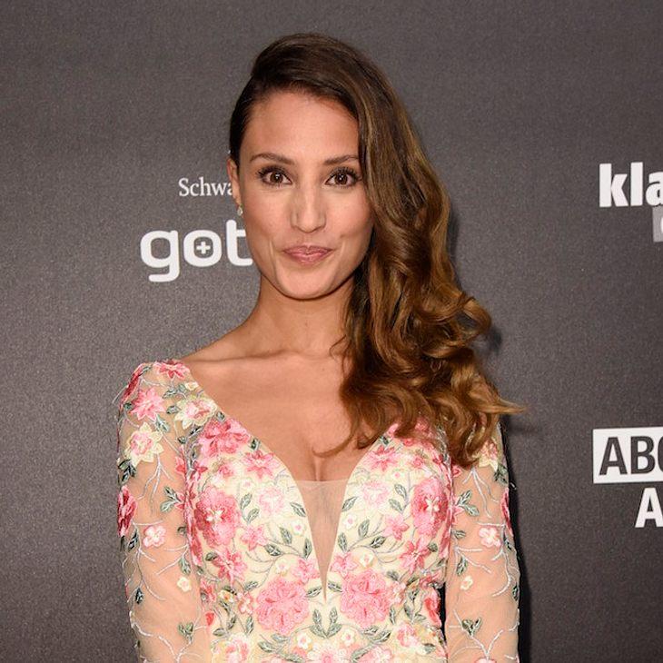 Zu dünn für ihr Kleid: Nadine Menz verliert Pfunde durch Hochzeitsstress
