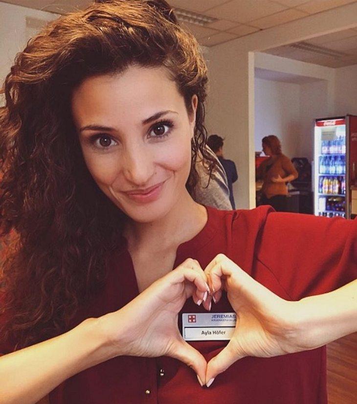 Nadine Menz: Hoffnung auf ein GZSZ-Comeback