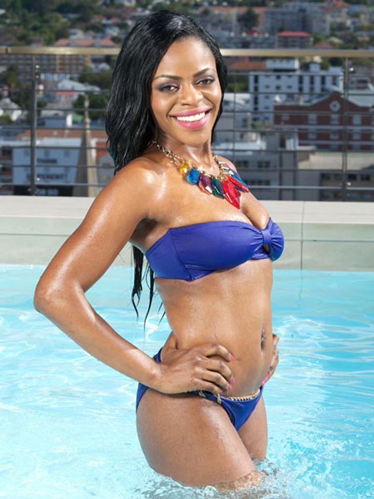 """""""Bachelor 2013"""": Bikini-Rätsel der Kandidatinnen - Wer ist das Playmate?Die exotische Schönheit liebt Make-up und würde gern Visagistin werden."""