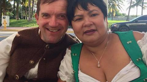 Narumol und Josef wünschen sich einen Sohn - Foto: Facebook/Narumol