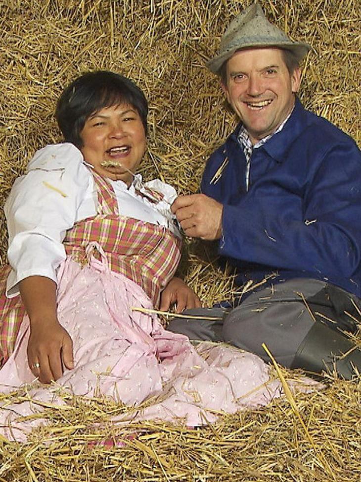 Josef und Narumol wollen ein zweites gemeinsames Kind.