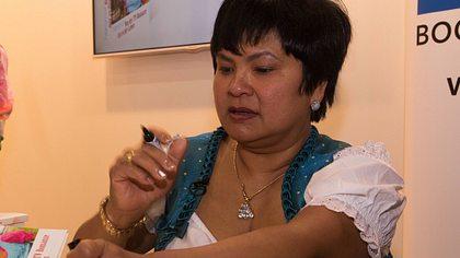 Narumol: Todes-Drama - Sie kämpfte um ihr Leben! - Foto: imago
