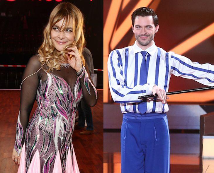 """Let's Dance""-Romanze: Sind Nastassja Kinski & Ilia Russo ein Paar?"