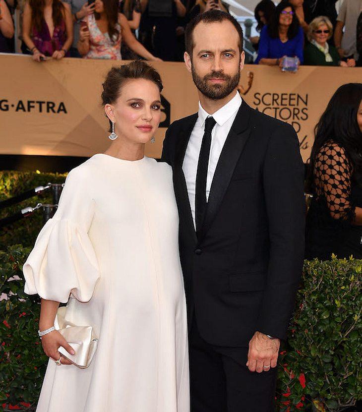 Natalie Portman: Das Baby ist da!