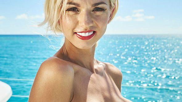 Natalja Osada: Nackt bei Adam sucht Eva! So sah der Star früher aus - Foto: RTL