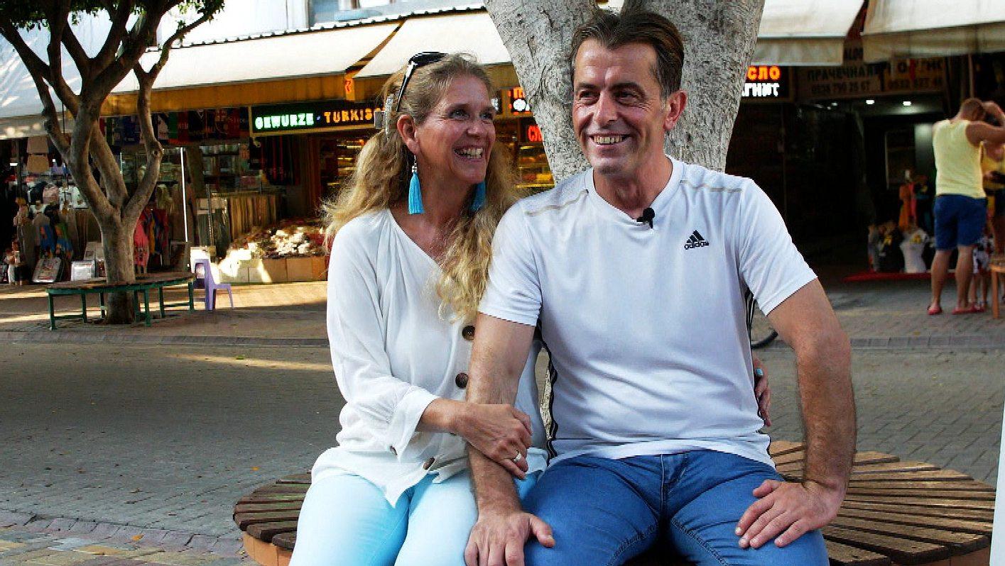 Natascha Auer und Yavuz bei Goodbye Deutschland heute