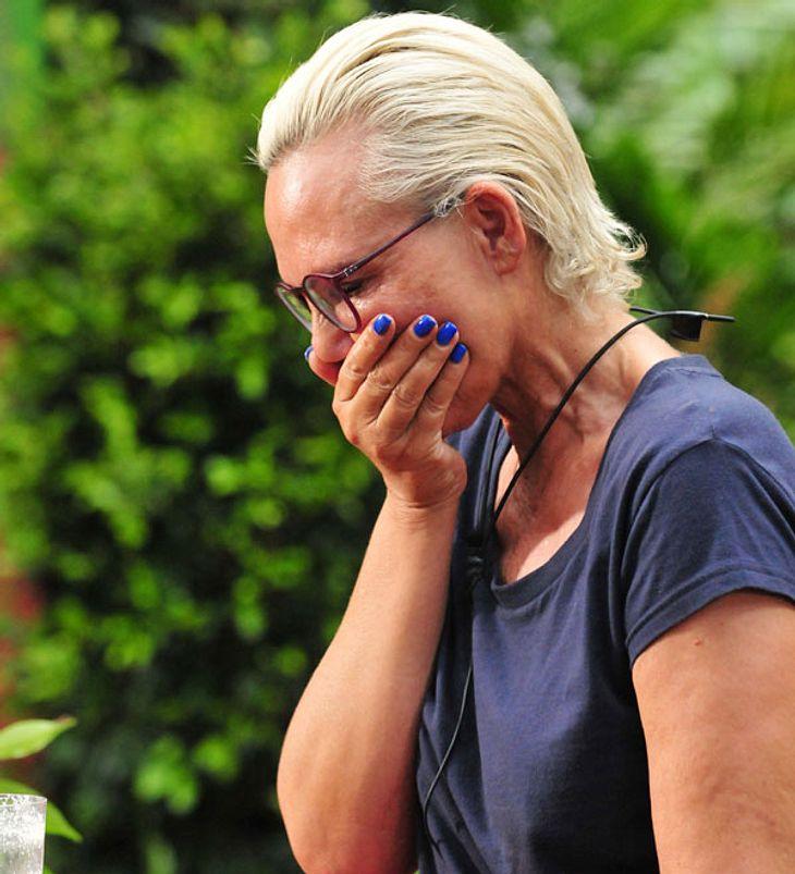 Dschungelcamp 2018 - Natascha Ochsenknecht: Alles aus und vorbei!