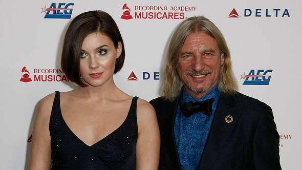 Nathalie Volk und Frank Otto - Foto: imago