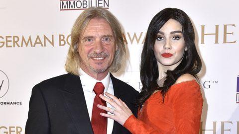 Nathalie Volk und Frank Otto - Foto: Getty Images