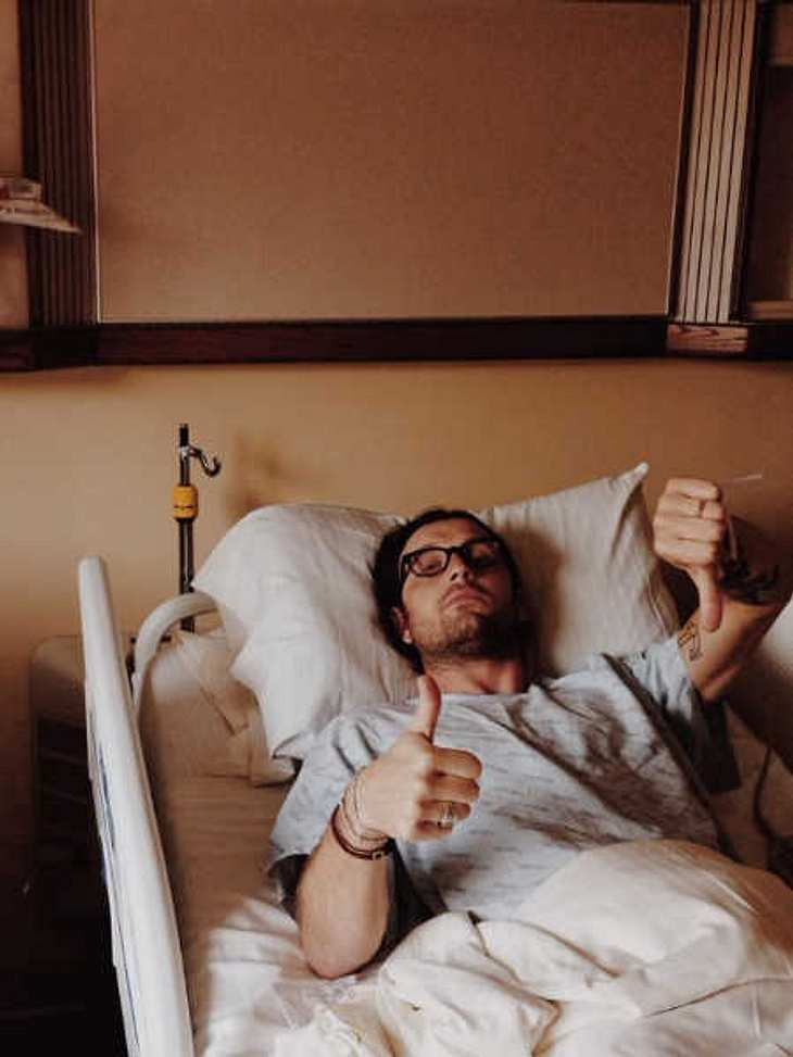 Kings of Leon-Schlagzeuger Nathan Followill fühlt sich wie tot!