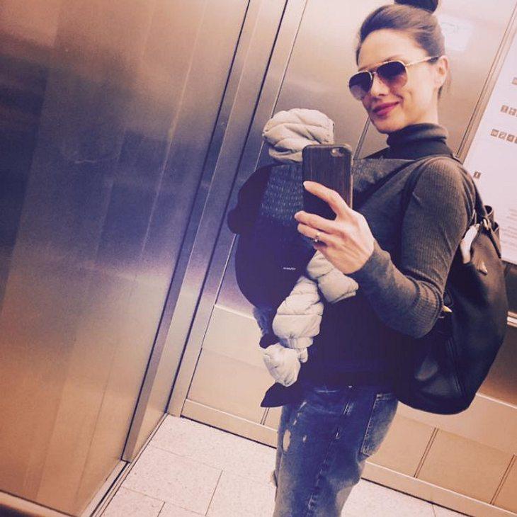 Nazan Eckes unterwegs mit Ilyas