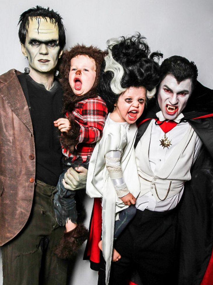 Neil Patrick Harris: So süß war Halloween bei ihm!