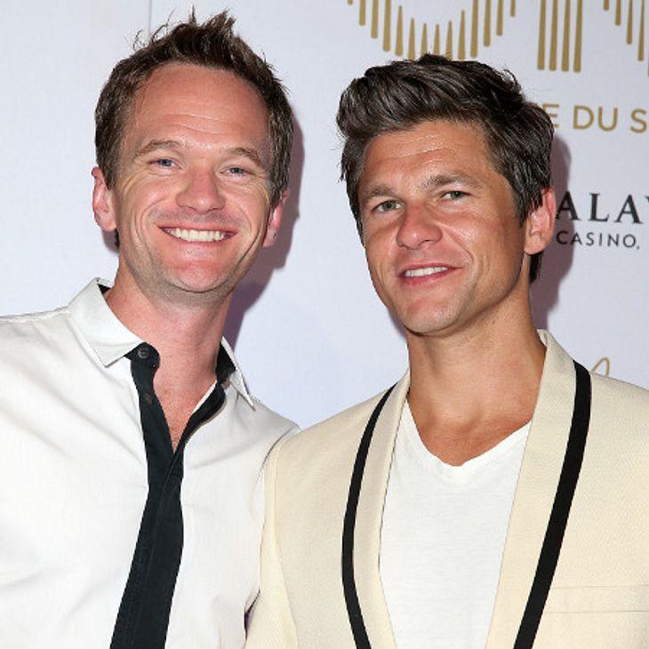 Neil Patrick Harris und David Burtka wollen definitiv heiraten