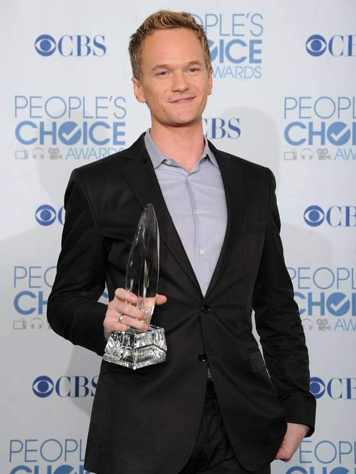"People's Choice Awards 2011Beliebtester TV-Comedy-Schauspieler wurde  Neill Patrick Harris von ""How I Met Your Mother"".People's Choice Awards 2011"